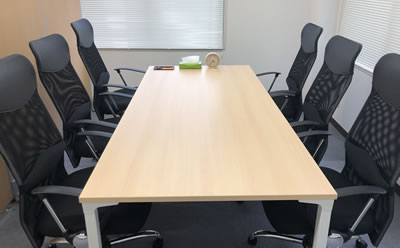 大阪バディ法律事務所 事務所写真2